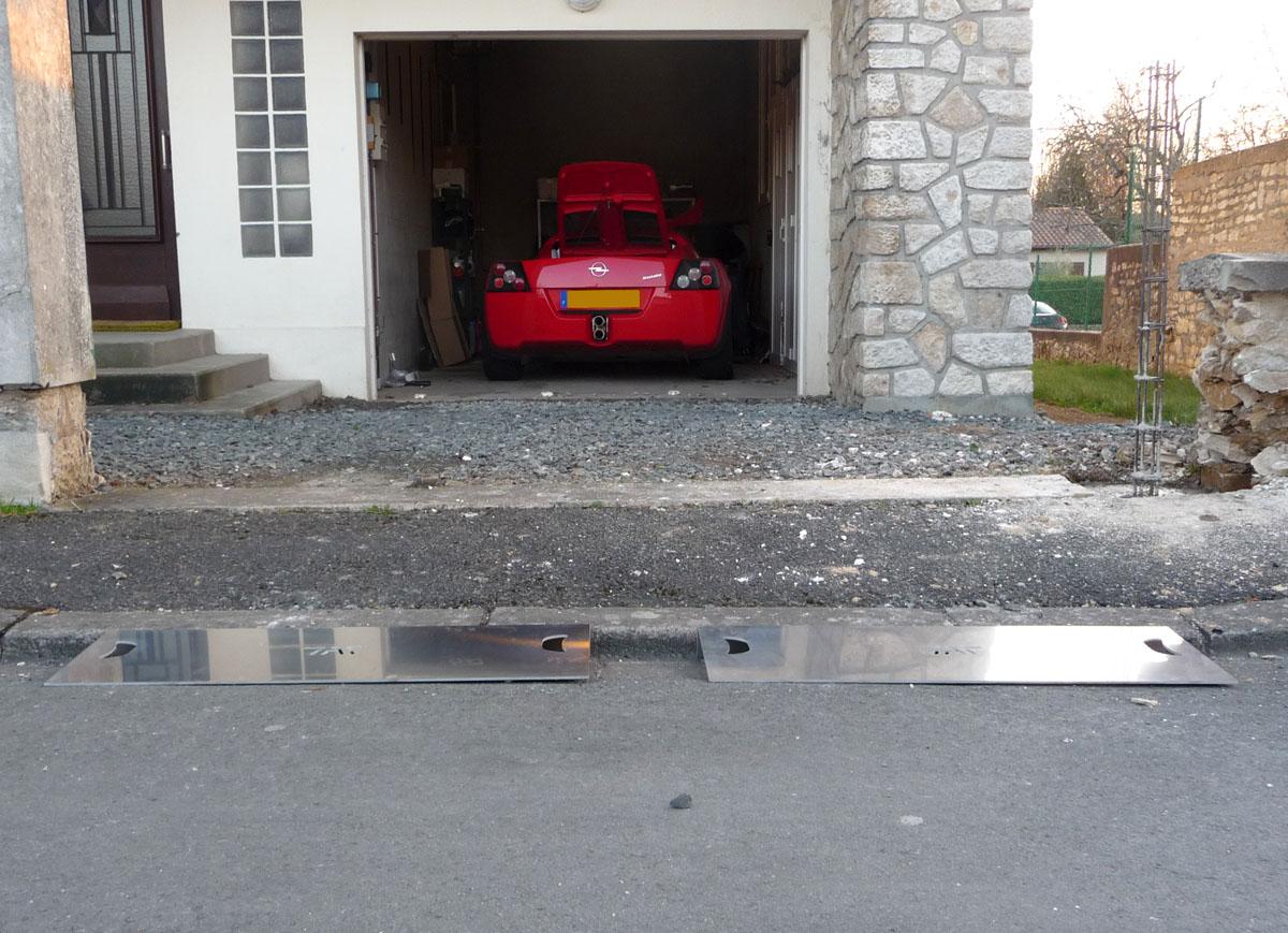 Rampes d 39 acc s sur mesure pour mon speedster far forum for Rampe dacces voiture
